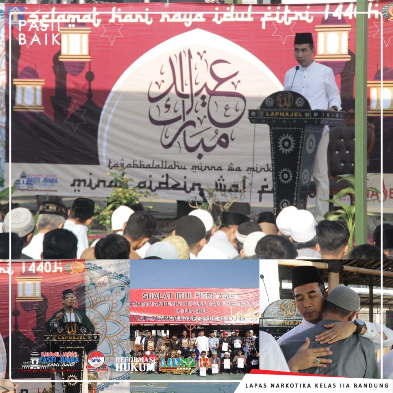 Waktu Pelaksanaan Shalat Idul Adha: PELAKSANAAN SHALAT IDUL FITRI 1 SYAWAL